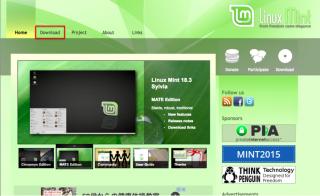 衝動買いしたPCにLinux Mintを入れました(ディスクイメージの作成)
